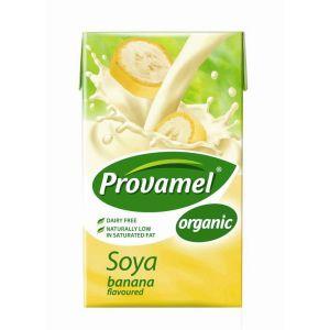Provamel Organic Banana Flavour Soya Milk 250ml