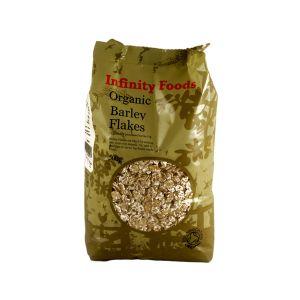 Infinity Foods Organic Barley Flakes