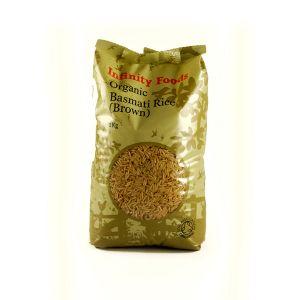 Infinity Foods Organic Brown Basmati