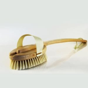 Baldwins Bath Brush With Detachable Wooden Handle