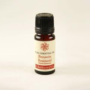 Baldwins Benzoin (styrax Benzoin) Resinoid Essential Oil