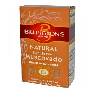 Billingtons Light Muscovado Sugar 500g