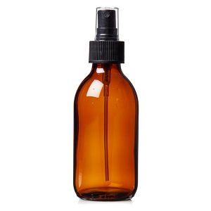 Baldwins Syrup Bottle With Spray Atomiser 200ml