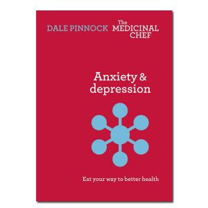 Anxiety & Depression - Eat Your Way To Better Health - Dale Pinnock