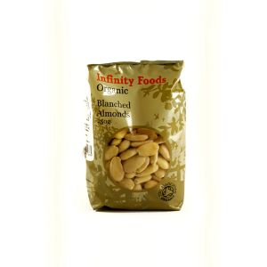 Infinity Foods Organic Almonds (blanched)