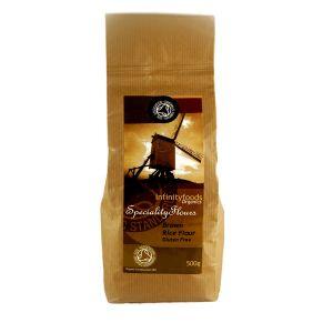 Infinity Foods Organic Brown Rice Flour