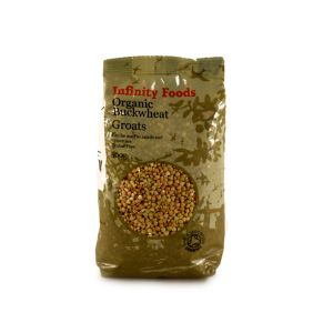 Infinity Foods Organic Buckwheat Groats