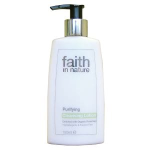Faith In Nature Purifying Cleansing Lotion