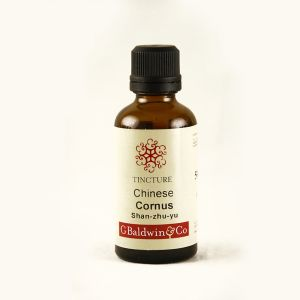 Baldwins Cornus (shan Zhu Yu) Chinese Herbal Tincture