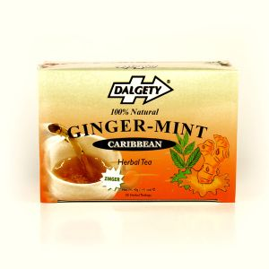 Dalgety Caribbean Peppermint & Ginger 20 Tea Bags