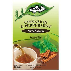 Dalgety Cinnamon & Peppermint 20 Herbal Tea Bags