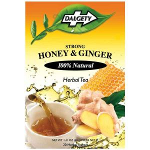 Dalgety Caribbean Honey And Ginger 20 Tea Bags