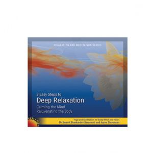Pukka 3 Easy Steps To Deep Relaxation Cd