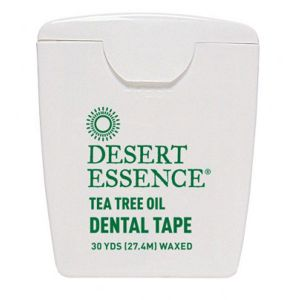 Desert Essence Tea Tree Oil Dental Tape (27.4m - Waxed)