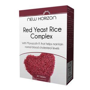 New Horizon Red Yeast Rice Complex