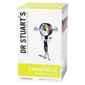 Dr Stuarts Chamomile Tea (15 Tea Bags)