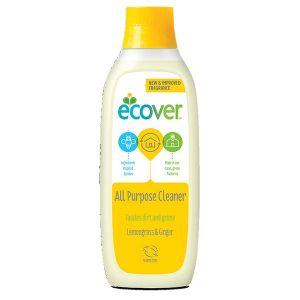 Ecover All Purpose Cleaner Lemongrass And Ginger 1 Litre
