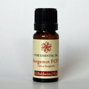Baldwins Bergamot Fcf Essential Oil (citrus Bergamia)