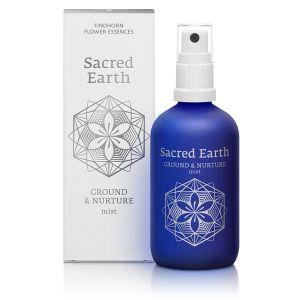Findhorn Flower Essences Sacred Earth Mist 100ml