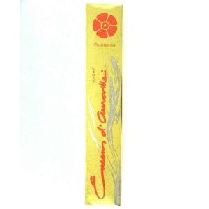 Encens D'auroville Frangipani 10 Incense Sticks