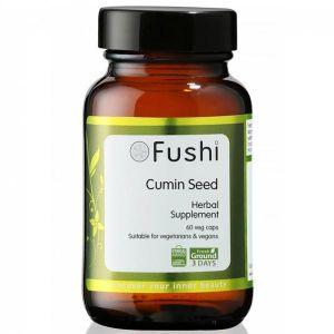 Fushi Organic Wholefood Cumin Seed 60 Capsules
