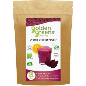 Golden Greens Organic Beetroot Powder 200g