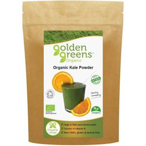 Golden Greens Organic Kale Powder 200g
