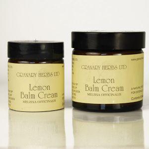 Granary Herbs Lemon Balm Cream