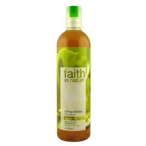 Faith In Nature Ginkgo Shampoo 400ml