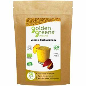 Golden Greens Organic Sea Buckthorn Powder 100g