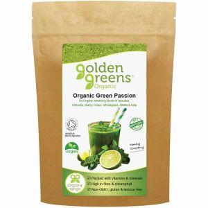 Golden Greens Organic Green Passion Powder 90g