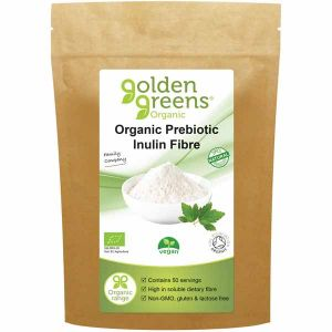 Golden Greens Organic Inulin Powder 250g