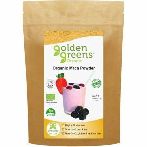 Golden Greens Organic Maca Powder 100g