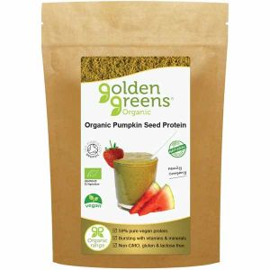 Golden Greens Organic Pumpkin Seed Protein Powder 250g