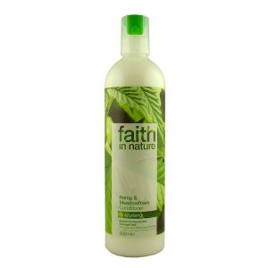 Faith In Nature Hemp And Meadowfoam Conditioner 400ml