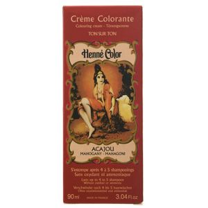 Henne Colour Powder Mahogany 100g