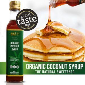 Bali Nutra Organic Coconut Syrup 370g