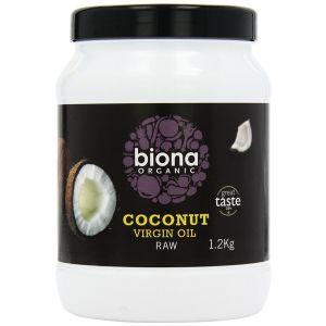Biona Raw Organic Virgin Coconut Oil 1.2kg