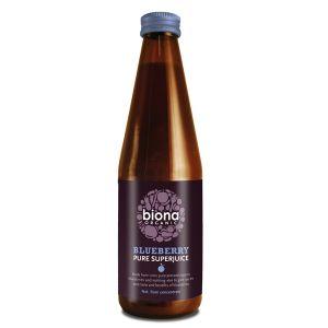 Biona Organic Pure Pressed Blueberry Juice 330ml