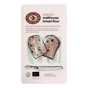 Doves Farm Organic Mixed Grain Malthouse Bread Flour 1kg