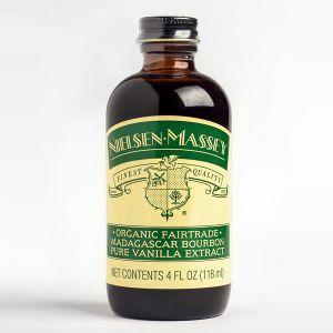 Nielsen Massey Organic Madagascar Bourbon Vanilla Extract 118ml
