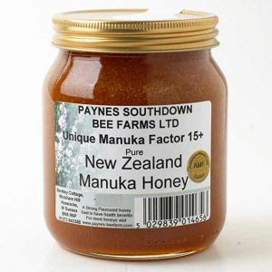 Paul Paynes Manuka Honey 15+ 340g