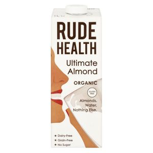 Rude Health Organic Ultimate Almond Drink 1 litre