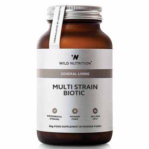 Wild Nutrition General Living Multi Strain Biotic 90g Powder