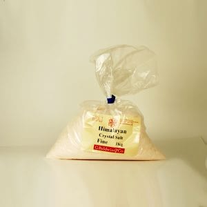 Himalayan Crystal 1kg Fine Salt