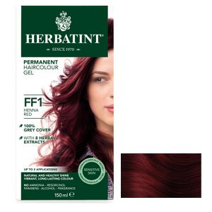 Herbatint Flash Fashion Henna Red