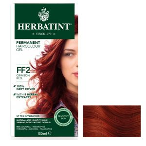 Herbatint Flash Fashion Crimson Red