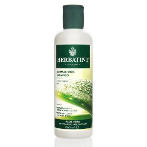 Herbatint Aloe Vera Normalising Shampoo 260ml
