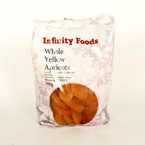 Infinity Foods Non-organic Apricots