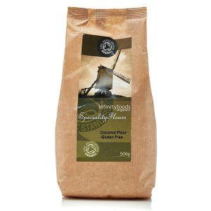 Infinity Organic Foods Coconut Flour